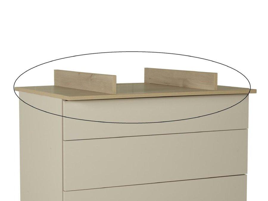 54F02 03001E Quax Flow bladvergroter Clay Oak