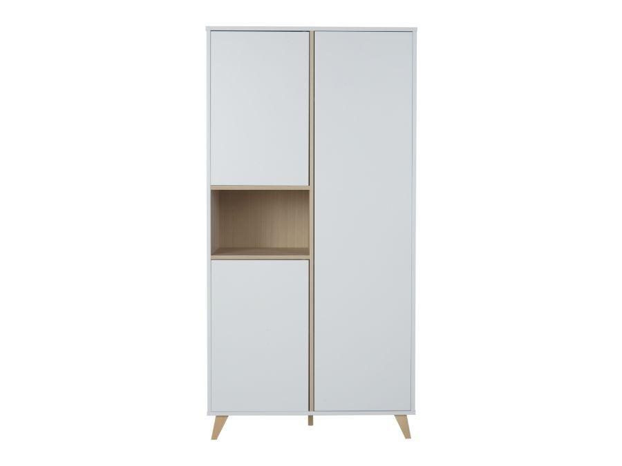 54F04003 quax loft kledingkast wit