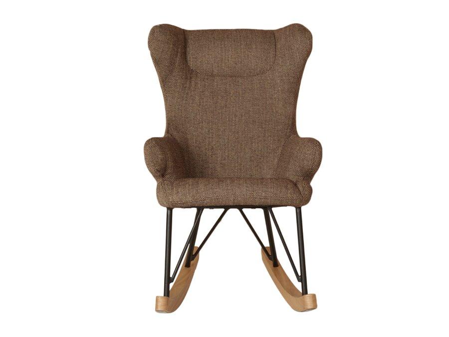 76 16 J1900 LT Quax Rocking schommelstoel kids deluxe latte voorkant