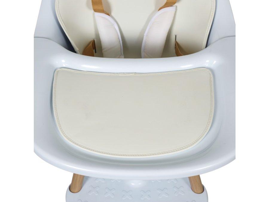 7630CGHCW02 Quax meegroeistoel Ultimo 3 deluxe white natural blad