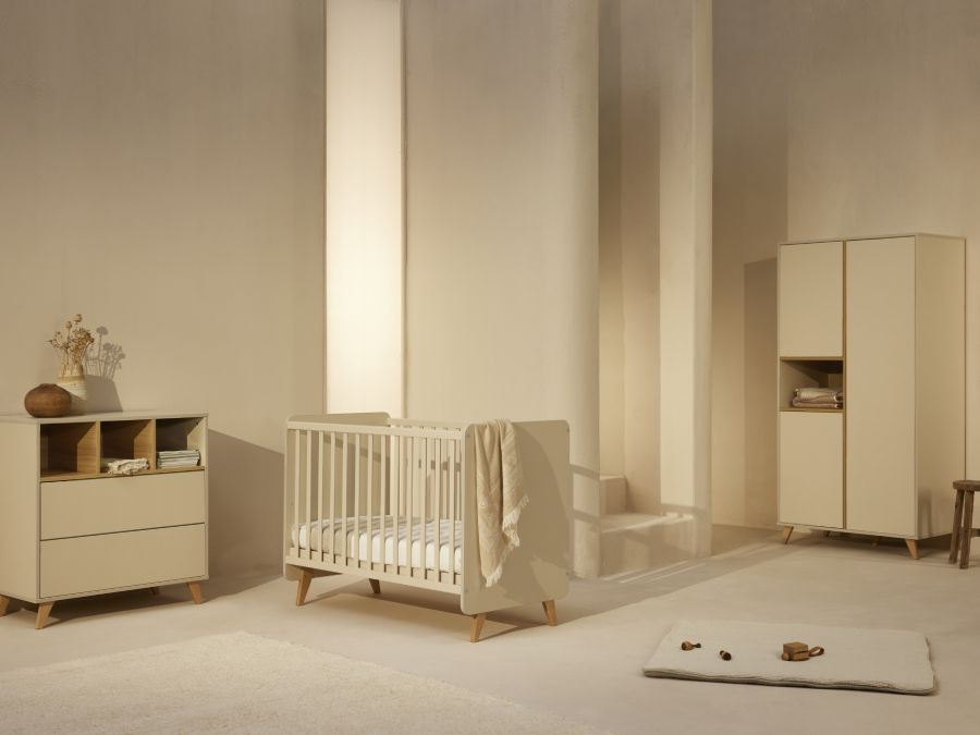 Quax loft babykamer clay