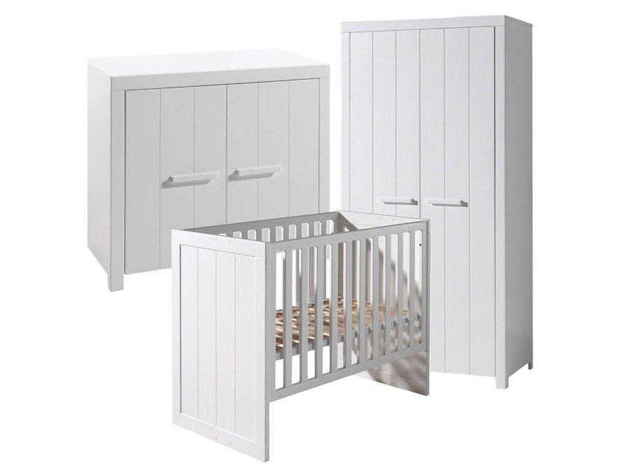 Vipack Erik babykamer 2 deurskast