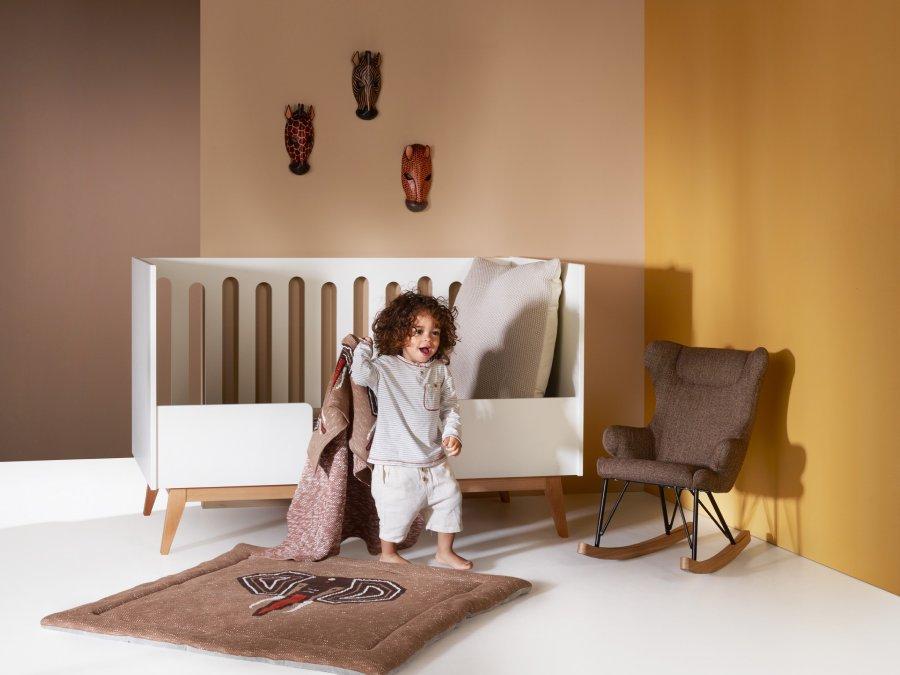 quax trendy bedbank white
