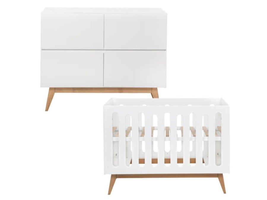 quax trendy white babykamer 2 delig