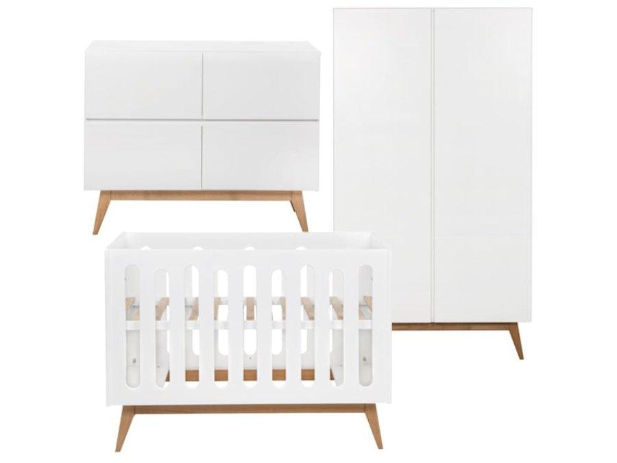 quax trendy white babykamer 3 delig